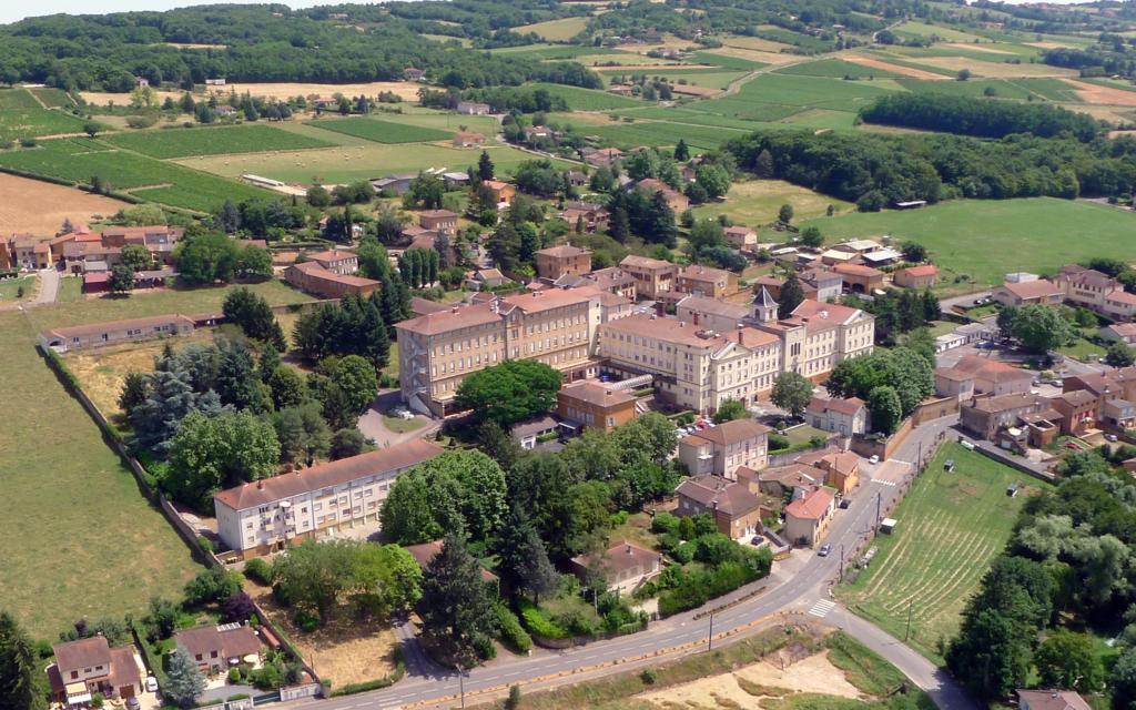 Site hospitalier d'Alix