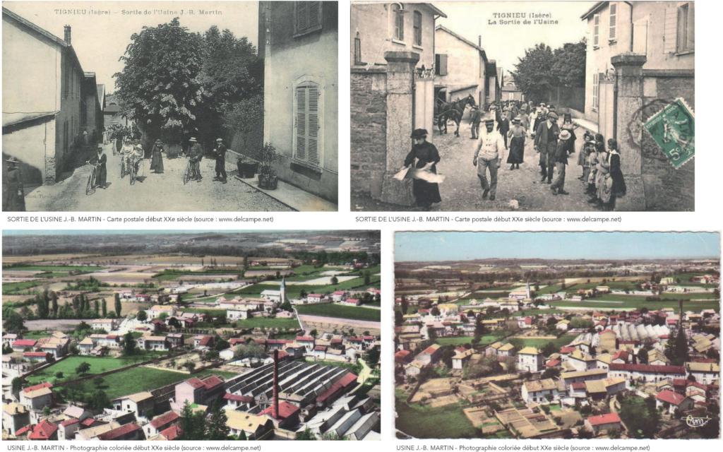 Friche Martin rue du Tissage
