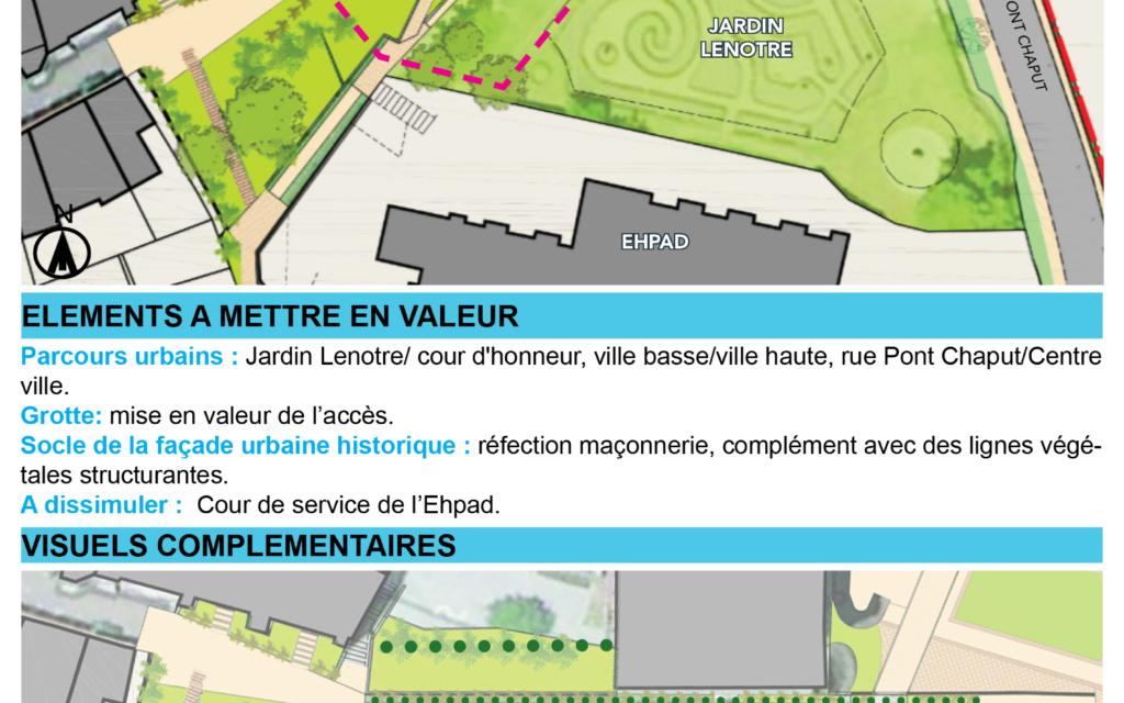Requalification urbaine du centre-bourg