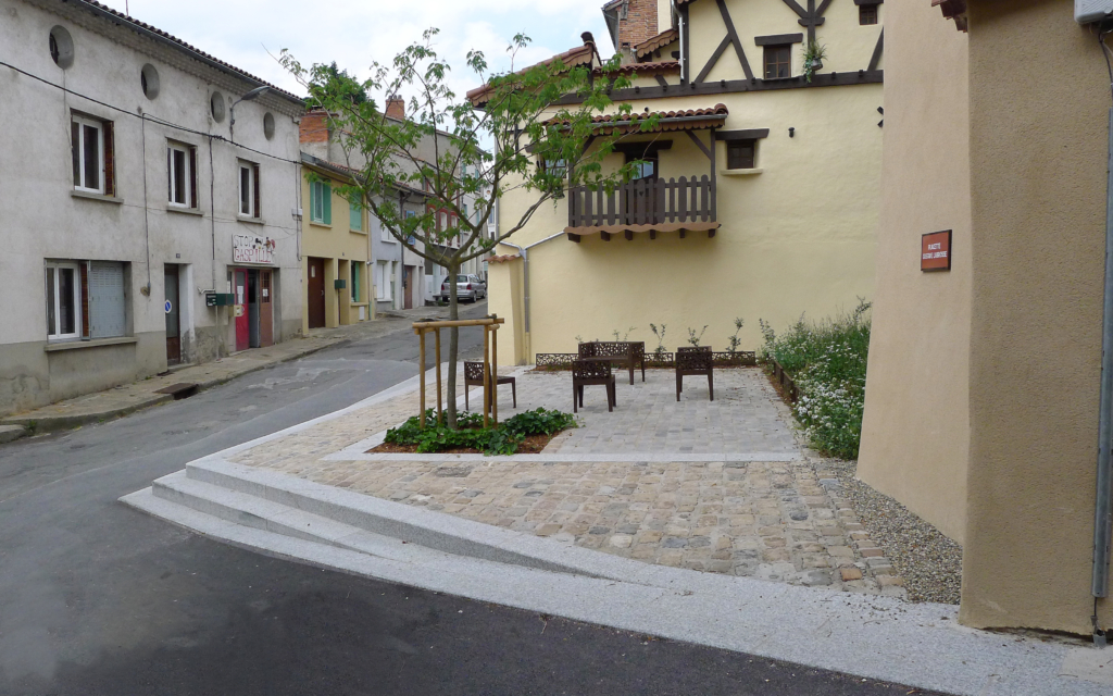Place Gustave Labrosse