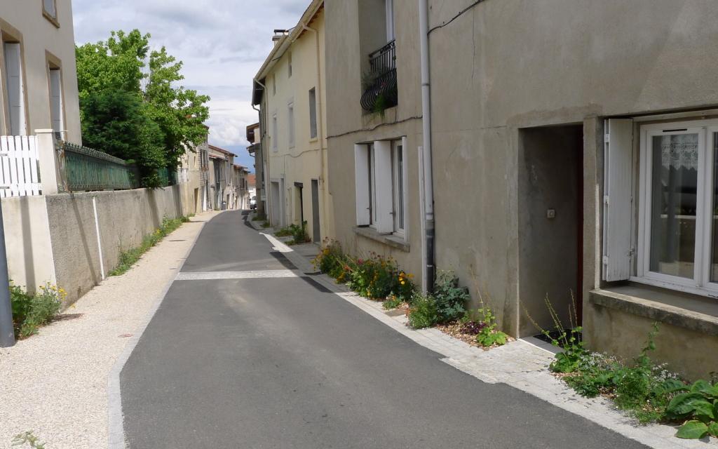 Aménagement du centre-bourg