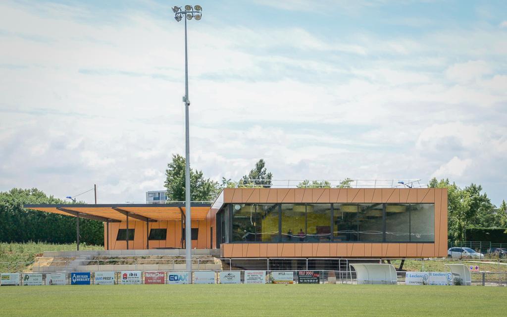 Club-house de rugby